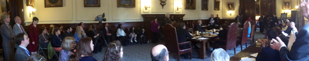 NH Governor and Executive Council Meeting