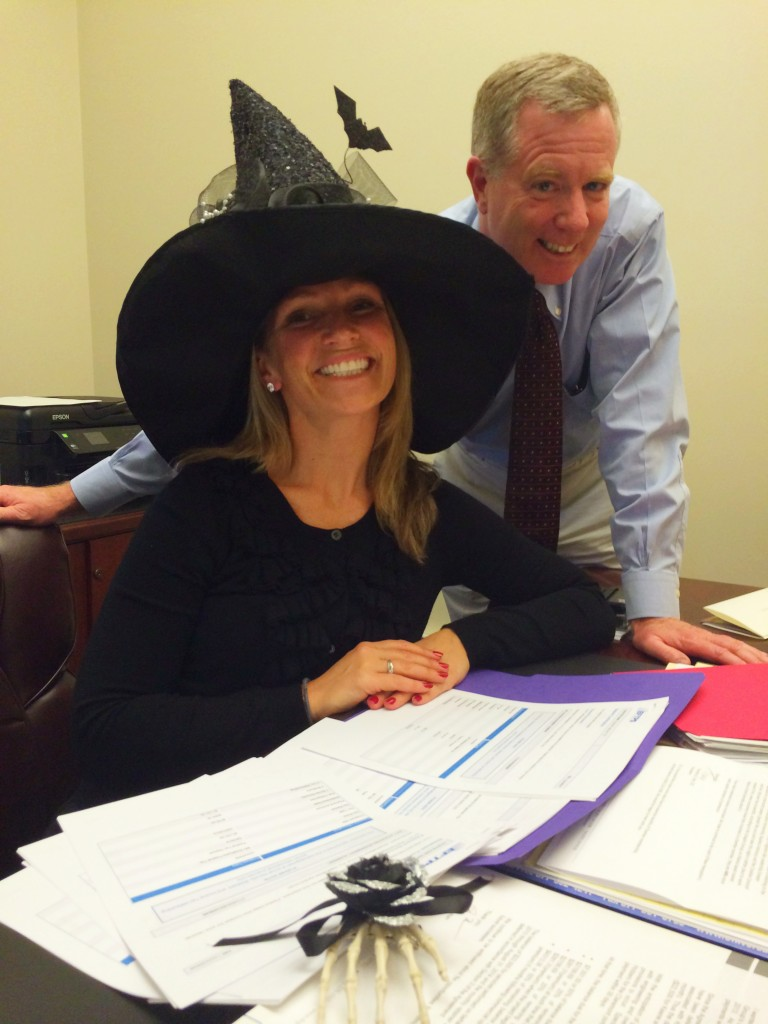 Happy Halloween from the Dupont Group!